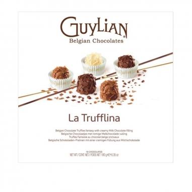Guylian吉利蓮 雪球松露巧克力