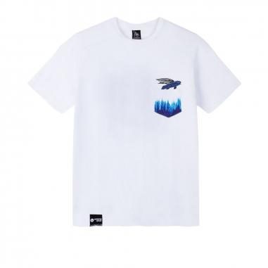 WasangShow花生騷 飛魚口袋 T-Shirt 中性款