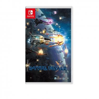 Nintendo任天堂 NS遊戲《R-TYPE FINAL 2 異形戰機》中文版
