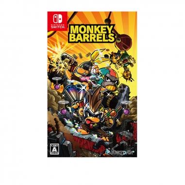 Nintendo任天堂 NS遊戲《猴子桶戰 》中文版