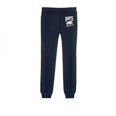 RootsRoots RBA窄版休閒棉褲