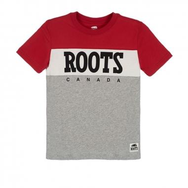 RootsRoots FEB- RETRO男童T恤