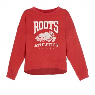 RootsRoots FEB-RBA女童毛衣/針織衫