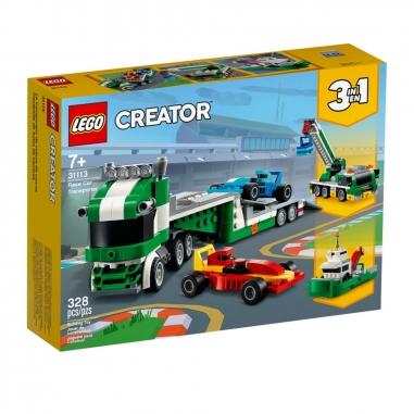 LEGO樂高 LEGO 31113 創意系列 賽車運輸車