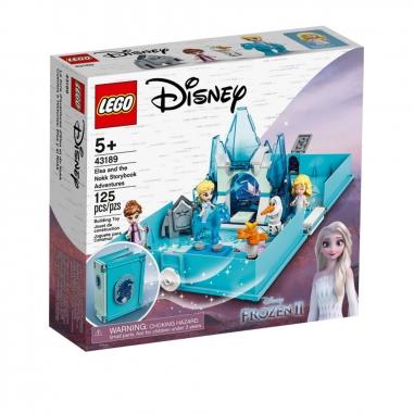 LEGO樂高 LEGO 43189 迪士尼公主系列 艾莎水精諾克故事書
