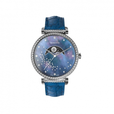 Swarovski施華洛世奇 Passage Moon Phase 手錶