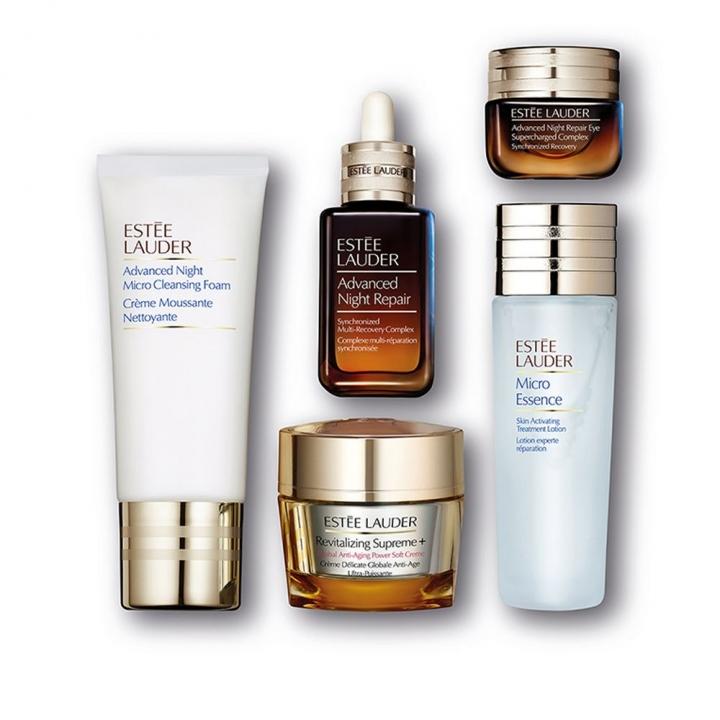 Your Nightly Skincare Experts特潤超導全方位修護專家特惠組