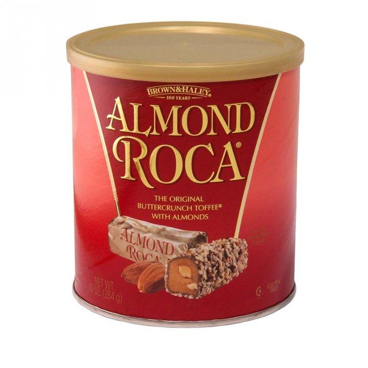 Almond RocaAlmond Roca 樂家杏仁糖