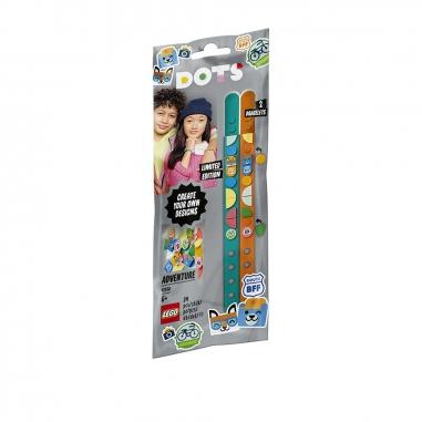 LEGO樂高 LEGO 41918 DOTS系列 冒險風格手環