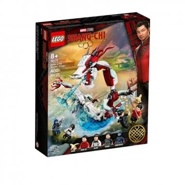 LEGO樂高 LEGO 76177 超級英雄系列 尚氣決戰遠古村莊
