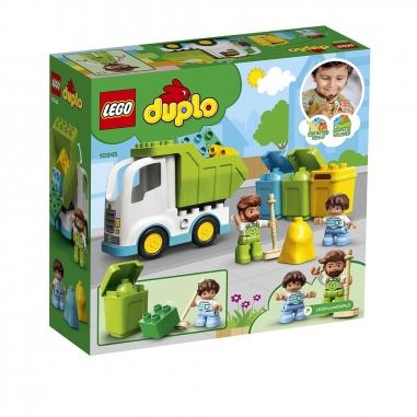 LEGO樂高 LEGO 10945 得寶系列 垃圾分類環保車