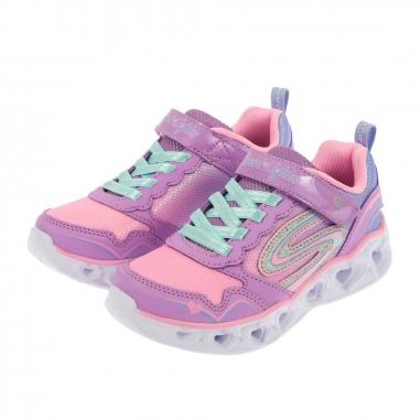 SKECHERSSKECHERS HEART LIGHTS運動童鞋