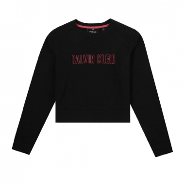 Calvin Klein 卡爾文克雷恩(精品) CK PERFORMANCE女性長袖上衣