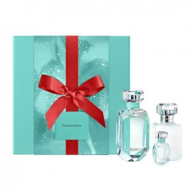 Tiffany & Co.蒂芙尼 《聖誕限定》蒂芙尼淡香精特惠組