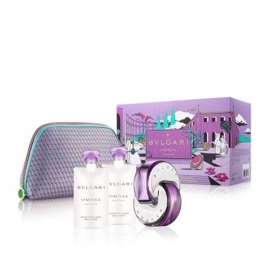 BVLGARI寶格麗(香水) 紫晶女士淡香水特惠組