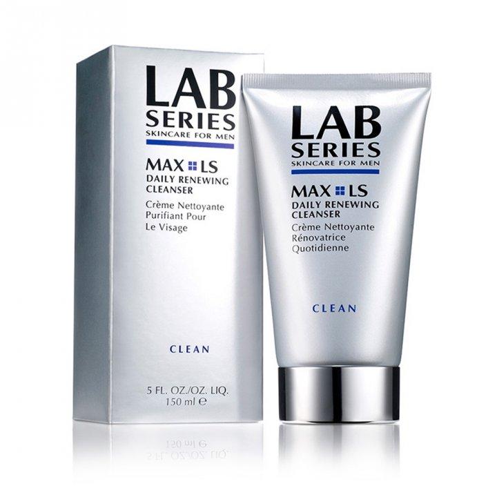 Lab Series雅男士 鋒範抗皺潔面乳