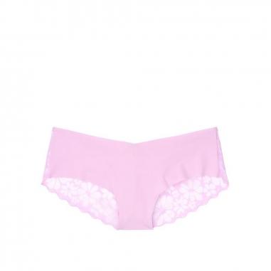 Victoria's Secret維多利亞的秘密 花漾蕾絲拼接無痕內褲