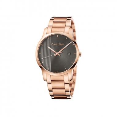 Calvin Klein 卡爾文克雷恩(精品) CITY腕錶