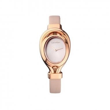 Calvin Klein 卡爾文克雷恩(精品) Microbelt腕錶