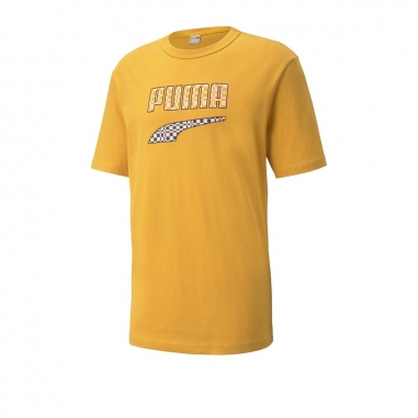 PUMAPUMA Downtown Logo短袖T恤