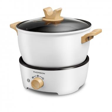 THOMSONTHOMSON 多功能美型調理鍋(TM-SAS09G)