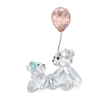 Swarovski施華洛世奇 Kris Bear媽媽與寶寶