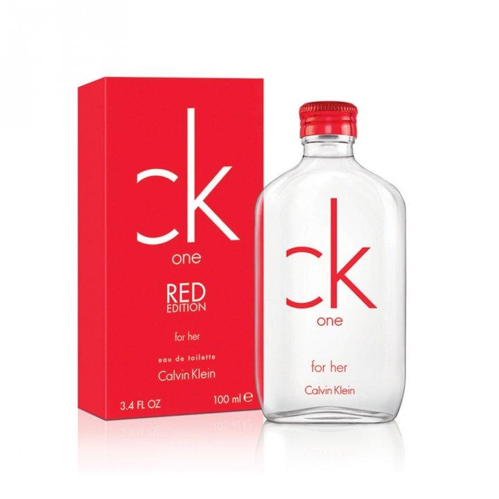 推薦商品_Calvin Klein 凱文克萊(香水)卡雷優燃情女士香水