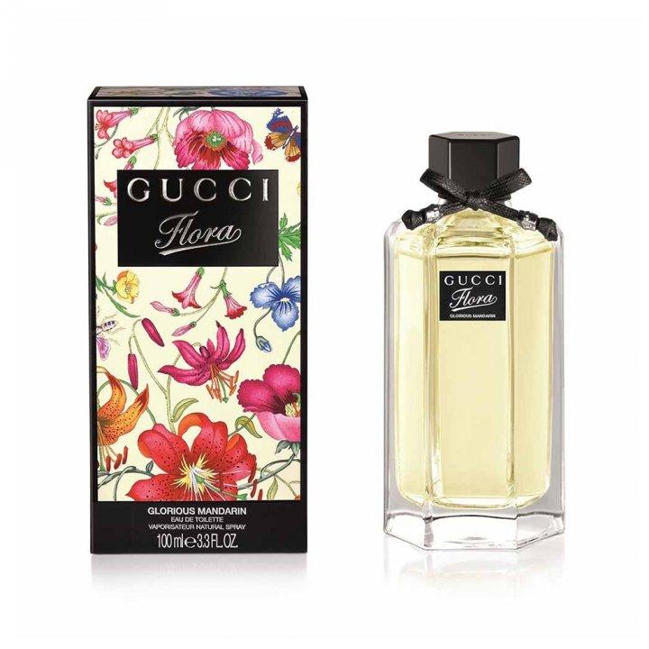 Gucci古馳(香水) 花園香氛 絢麗˙橙 女性淡香水