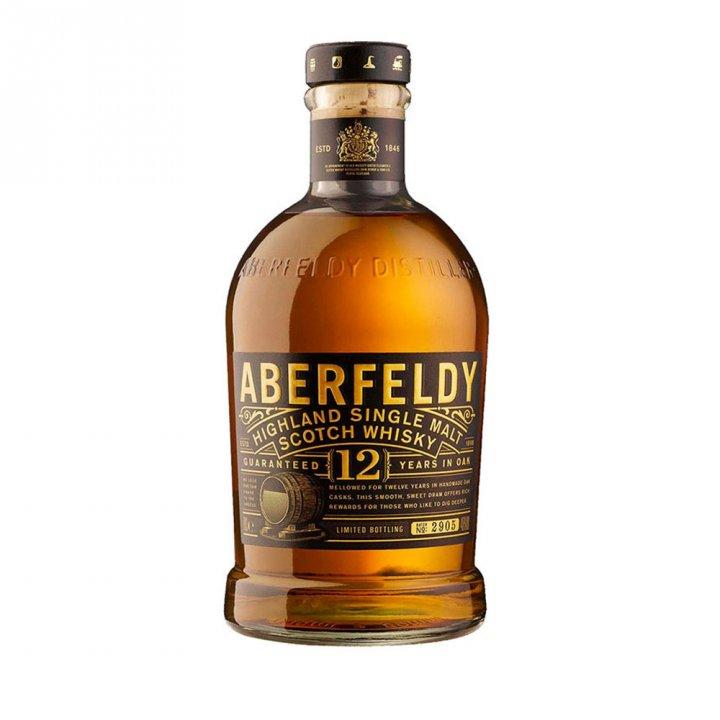 ABERFELDY艾柏迪 《送小酒》艾柏迪12年單ㄧ純麥威士忌