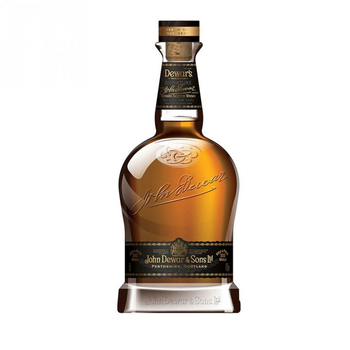 DEWARS帝王威士忌 《送小酒》帝王典藏調合式威士忌
