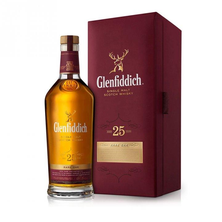 Glenfiddich格蘭菲迪 格蘭菲迪25年威士忌