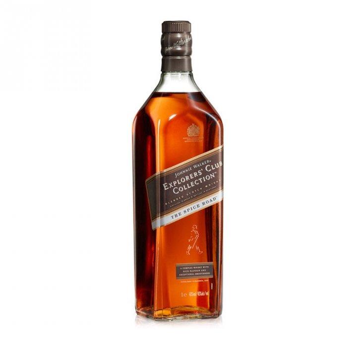 推薦商品_Johnnie Walker 約翰走路《滿額送小酒》約翰走路探險家俱樂部-香料旅程