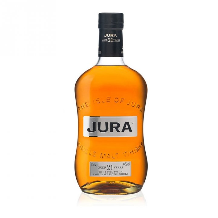 Isle of Jura吉拉 吉拉21年單一純麥威士忌