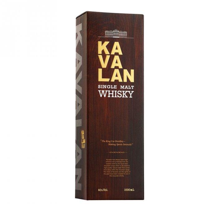 KAVALAN 噶瑪蘭 噶瑪蘭經典單一麥芽威士忌