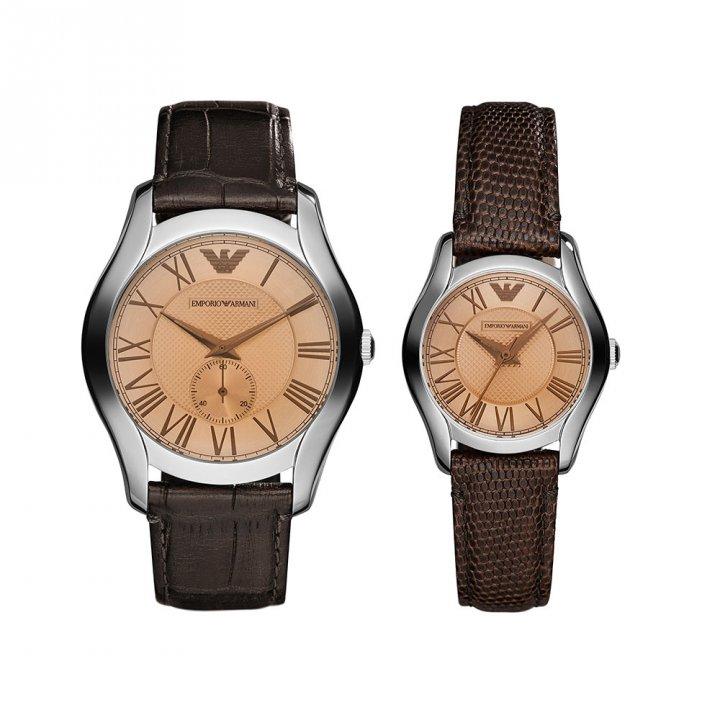 Emporio Armani阿瑪尼(精品) 對錶