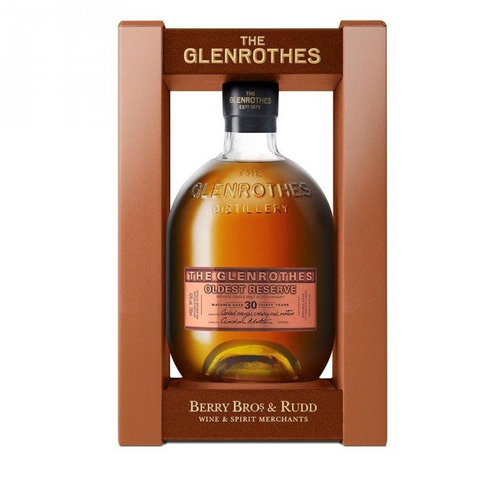 Glenrothes 格蘭路思 《送小酒》格蘭路思長老精釀 單一麥芽蘇格蘭威士忌