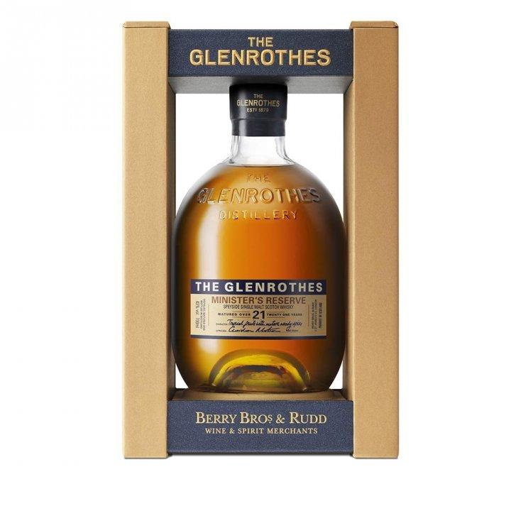 Glenrothes 格蘭路思 《送小酒》格蘭路思首長精釀 單一麥芽蘇格蘭威士忌