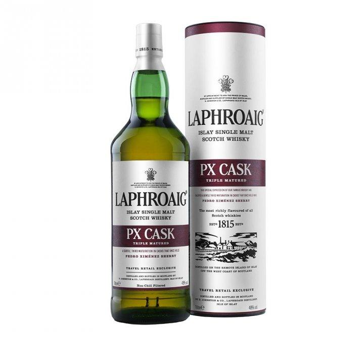 Laphroaig拉弗格 拉弗格PX桶威士忌