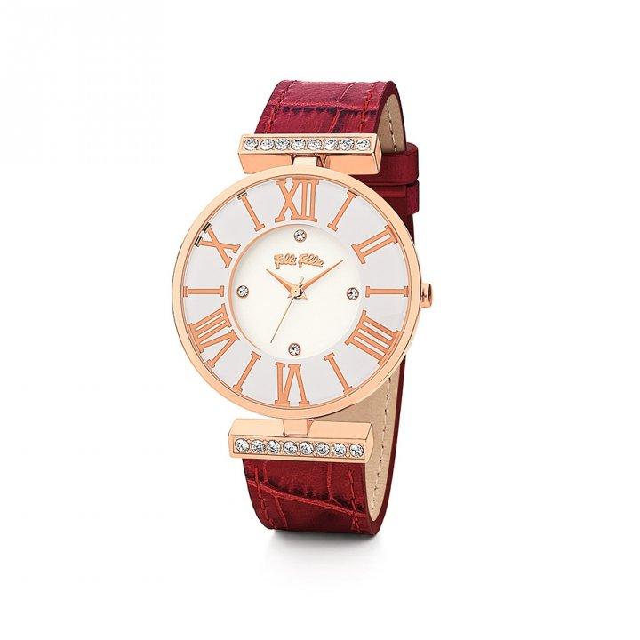 Folli Follie芙麗芙麗 Dynasty 皮帶腕錶