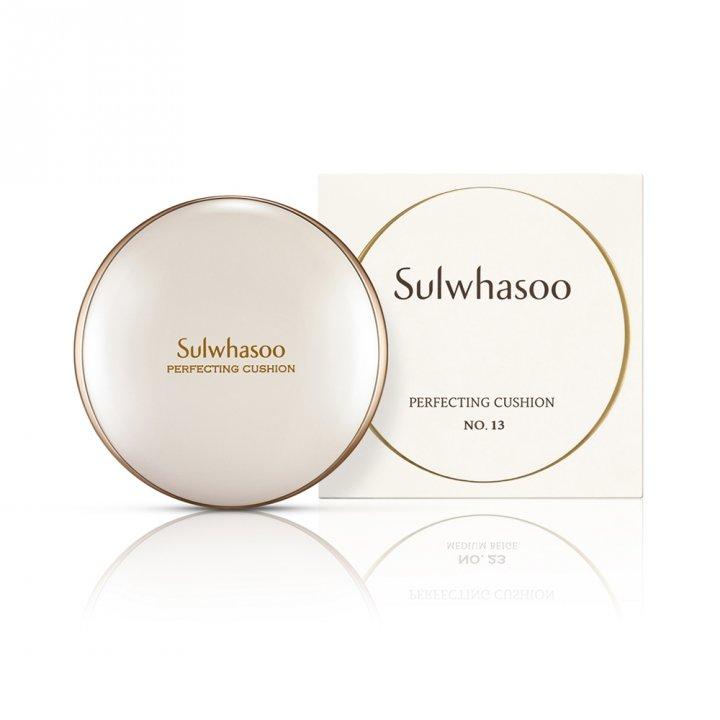 Sulwhasoo雪花秀 完美絲絨氣墊粉霜SPF50+ PA+++