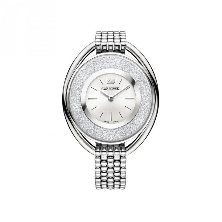 Swarovski施華洛世奇 Crystalline Oval 手錶