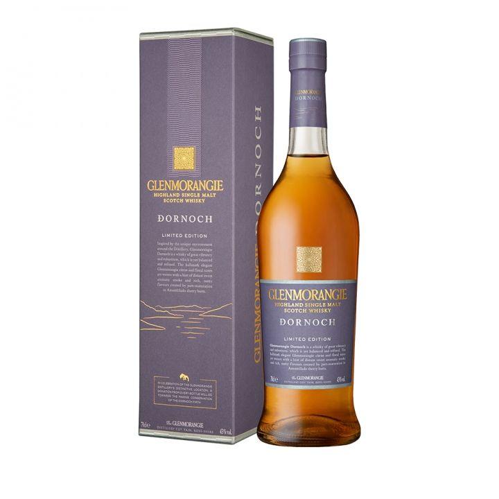 Glenmorangie格蘭傑 格蘭傑多諾赫單一麥芽威士忌