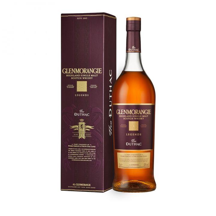 Glenmorangie格蘭傑 《滿額送旅行袋》格蘭傑多賽克單一麥芽威士忌