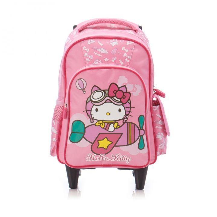 Hello KittyHello Kitty 機場限定_環遊Hello Kitty兒童拉桿包
