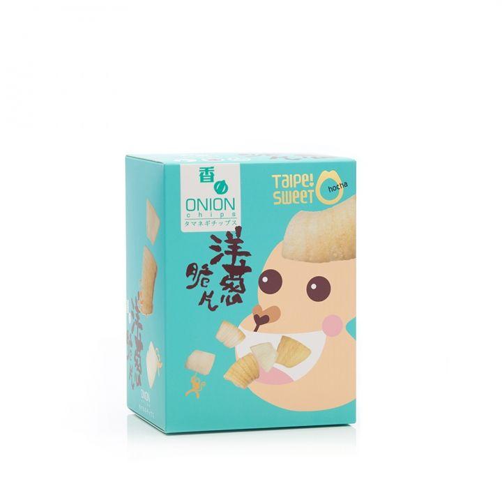 EVERRICH昇恆昌獨家開發監製 Hocha 系列-洋蔥脆片