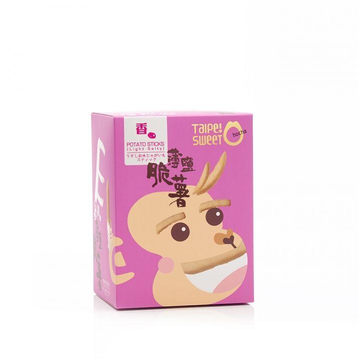 EVERRICH昇恆昌獨家開發監製 Hocha 系列-薄鹽脆薯
