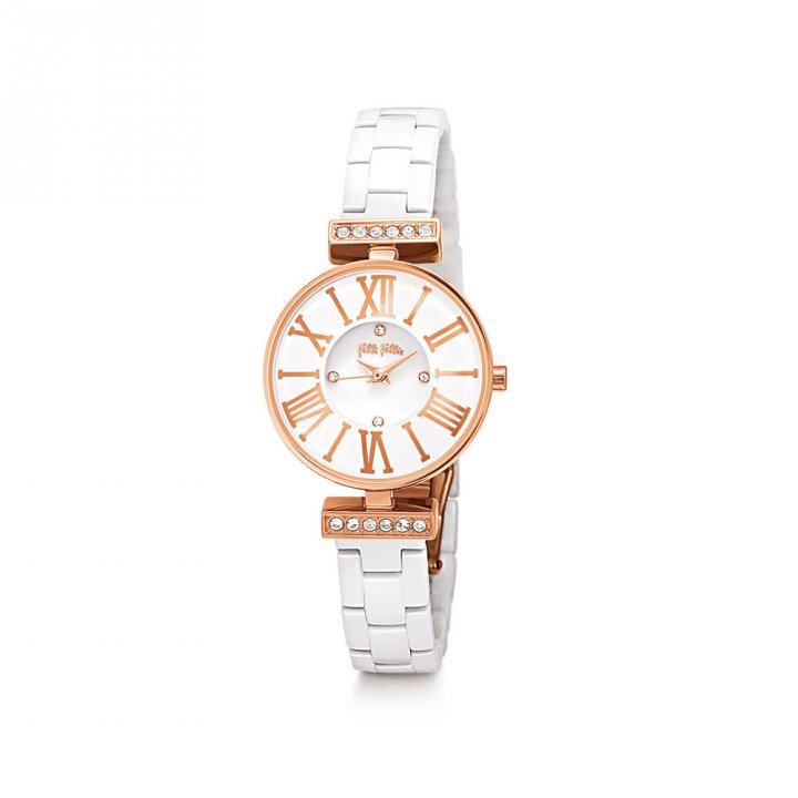 Folli Follie芙麗芙麗 Dynasty陶瓷腕錶