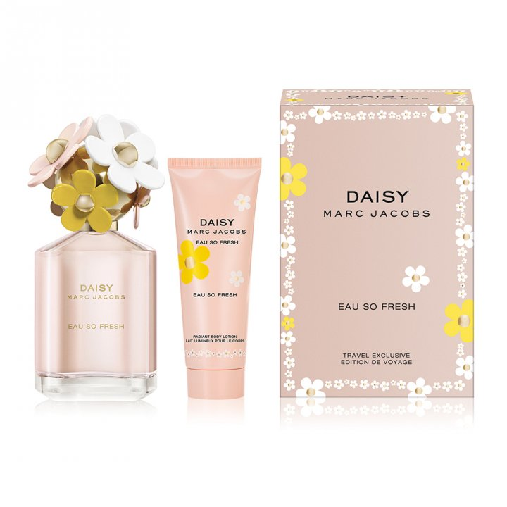 推薦商品_Marc Jacobs 莫傑莫杰清甜小雛菊女性淡香水套裝