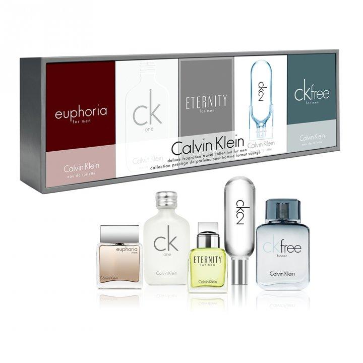 推薦商品_Calvin Klein 凱文克萊(香水)卡爾文克雷恩男士迷你禮盒