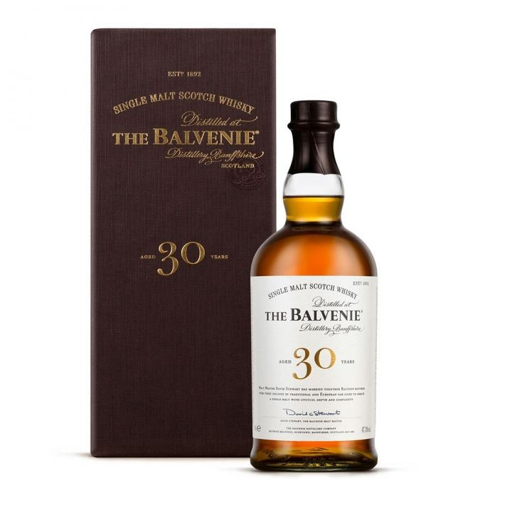 The Balvenie百富 30年單一麥芽威士忌